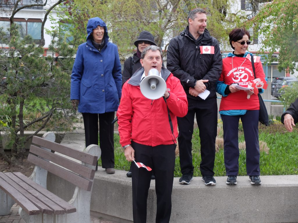 Interfaith Walk in Oakville to showcase faiths working together