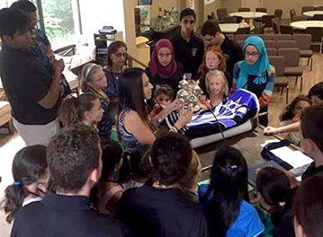 First Interfaith Peace Camp in Halton a big success