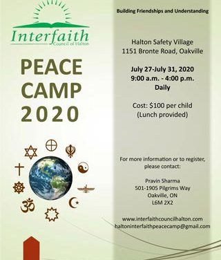 Peace Camp 2020